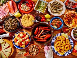 Spanish AS Level 5.2B Gastronomía (cuisine)