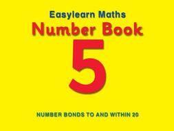 NUMBER BOOK 5