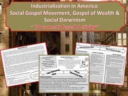 industrialization dbq