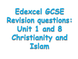 edexcel gcse religious studies coursework We're developing new gcses in religious studies a (2016) for teaching from  september 2016, and our draft specifications and sample assessment materials.