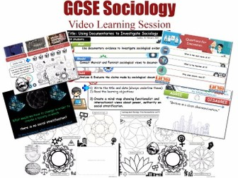 Video Learning Session - Social Stratification, Power & Authority [ AQA GCSE Sociology - 8192] L20