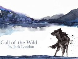 """Call of the Wild"" by Jack London - Author Biography (Handout + Questions)"