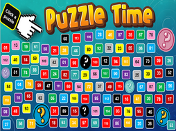 Puzzle Time Lesson Starters - Think Outside the Box - Lateral Thinking Puzzles - Volume 1