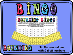 Rounding to the nearest 10 with 2 digits BINGO