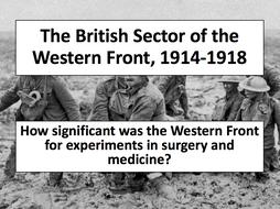 WW1 Medicine: Medical Advancements & Surgery