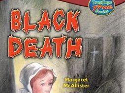 Black Death  (Margaret McAllister)  Guided Reading / COMPREHENSION pack