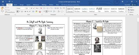 Jekyll and Hyde full summary with quotations