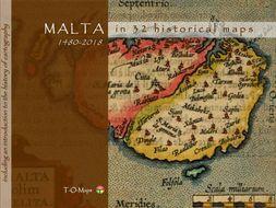Historical e-atlas Malta
