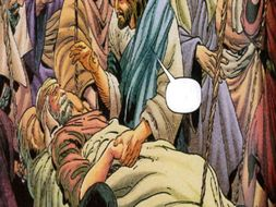 The Person of Jesus