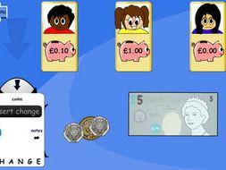 Pocket Money - Equal Shares