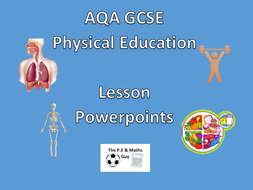 AQA Physical Education - Types of Training (Full Lesson PowerPoint)