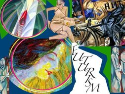 Futurism ~ Art History ~ Futurist ~ Modern Art ~ Motion ~ 162 Slides