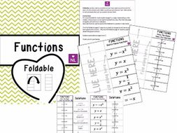 Functions (Foldables)