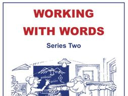 Working With Words Series Two Scheme of Work Sample Pages