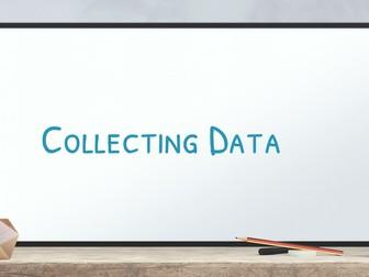 GCSE Statistics: Collecting Data