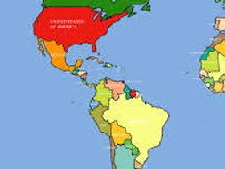 Maps. Content-based maps of the Spanish speaking world