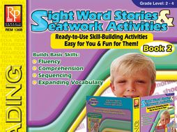 Sight Word Stories & Seatwork Activities (Book 2)