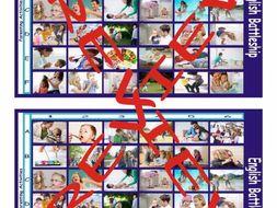 Parenting Activities Battleship Board Game