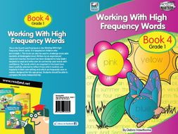 Working With High Frequency Words US: Book 4