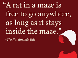 The Handmaid's Tale Context with quiz and answers