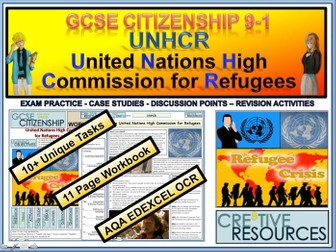 United Nations High Commission for Refugees Work Booklet UNHCR