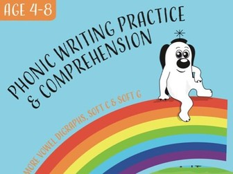 Writing And Comprehension Practice: Zoggy's Shadow (4-8 years)