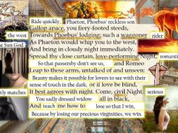 "Line by Line: Romeo and Juliet, Juliet's ""Gallop apace"" (3.2)"