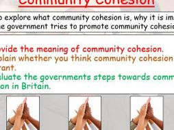 GCSE Citizenship - Theme A - Living together in the UK - Edexcel - 18 lessons!