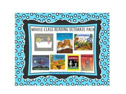 Whole Class Reading-Ultimate Pack