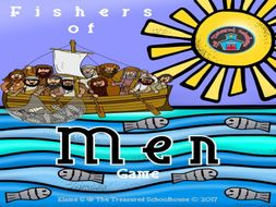 Fishers of Men Game