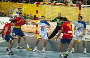 Handball Defence Formation