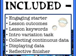 Types of Data: Continuous and Discrete (Discontinuous) Full Lesson