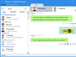 Best instant messenger for Business - Connect with your team without internet