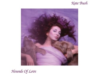 Kate Bush - Three Songs from the album 'Hounds of Love'