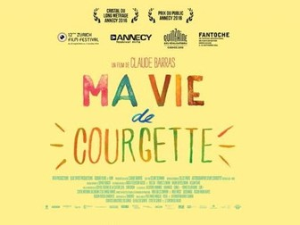 Sentiments amitiés opinions accord des adjectifs MA VIE DE COURGETTE