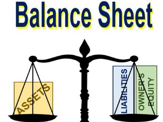 Business Finance: Balance Sheet