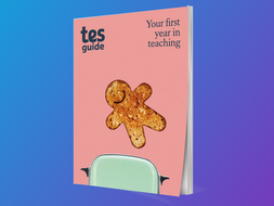 Tes Guide to Your First Year In Teaching