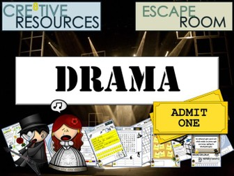 Drama Escape Room