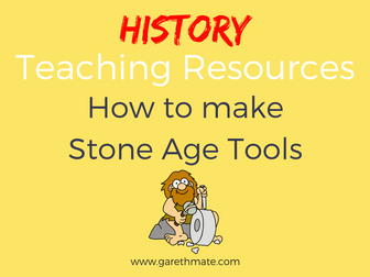 How To Make Stone Age Tools