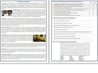 reading comprehension worksheets for esl learners advanced save 80 by mariapht teaching. Black Bedroom Furniture Sets. Home Design Ideas