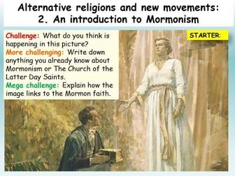 Mormonism : The Mormons