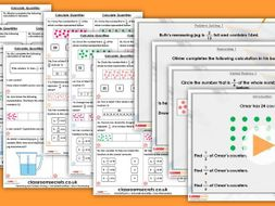 Year 4 Calculate Quantities Spring Block 3 Step 10 Maths Lesson Pack