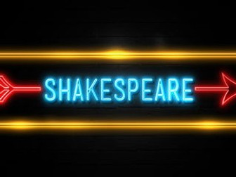 Shakespeare Week: An introduction to Shakespeare
