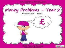 Money Problems - Year 2