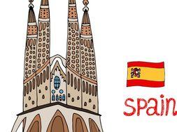 Antonio Gaudi Biography ~ Lectura de Antonio Gaudí y La sagrada familia
