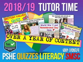 Tutor Time  - Tutor Time Activities