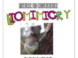 STEM - Biomimicry for Young Children - Australia and New Zealand