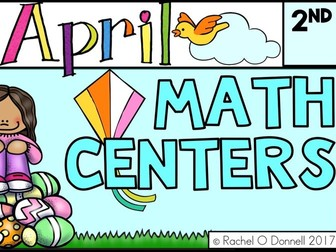 April Spring Math Year 2