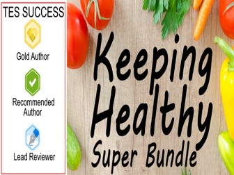Keeping Healthy Bundle