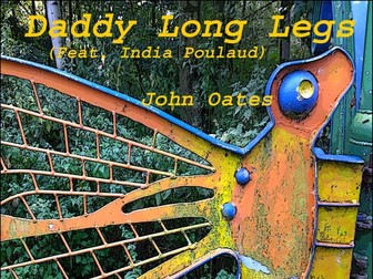 Daddy Long Legs (Movin' & A-Groovin') - MP3 & Song Score - John Oates